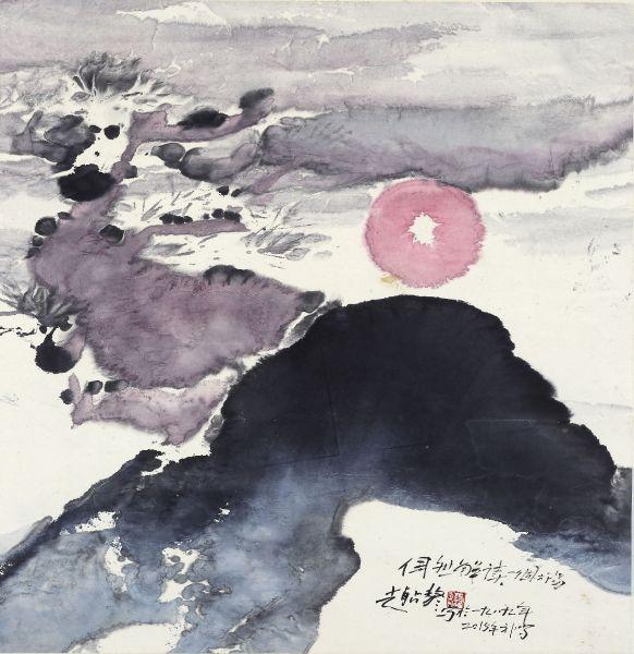 趙占鰲-自然解讀-一個太陽