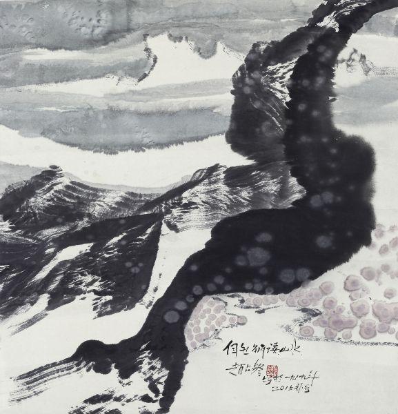 趙占鰲-自然解讀-山水