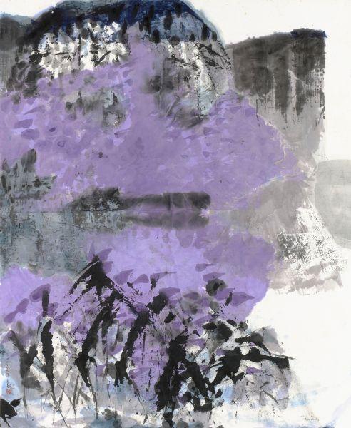 李重重-紫色的狂想曲