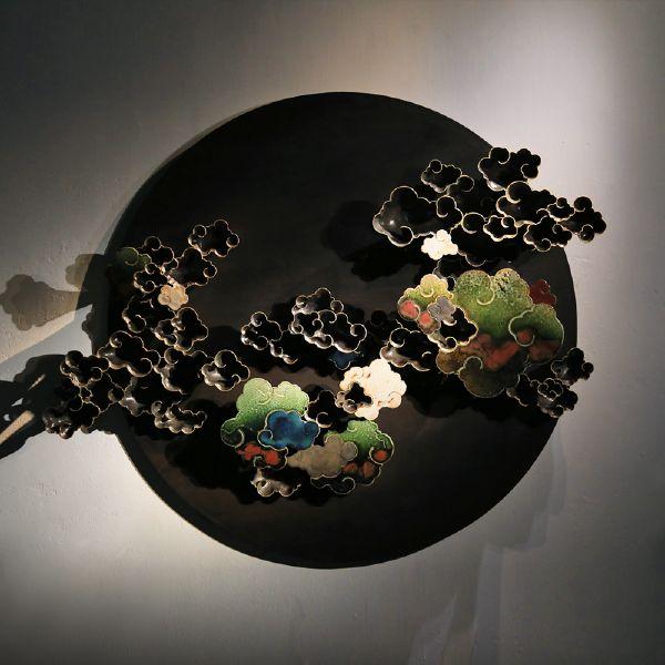 劉榮輝-雲月系列