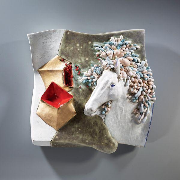 胡慧琴-故事-彩色馬