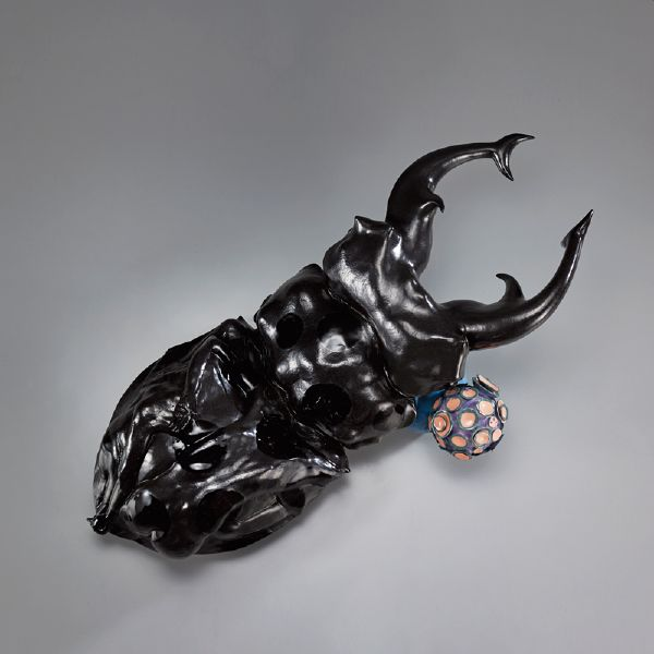 胡慧琴-時間的霉-昆蟲(一)