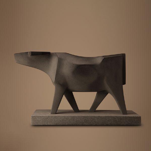 莊丁坤-行走的水牛