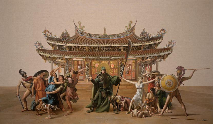 盧昉-保安宮劇場 Baoan Temple Theater
