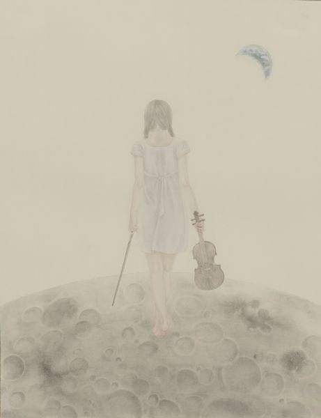 Chen Xia - Alone ‧ 4,2015