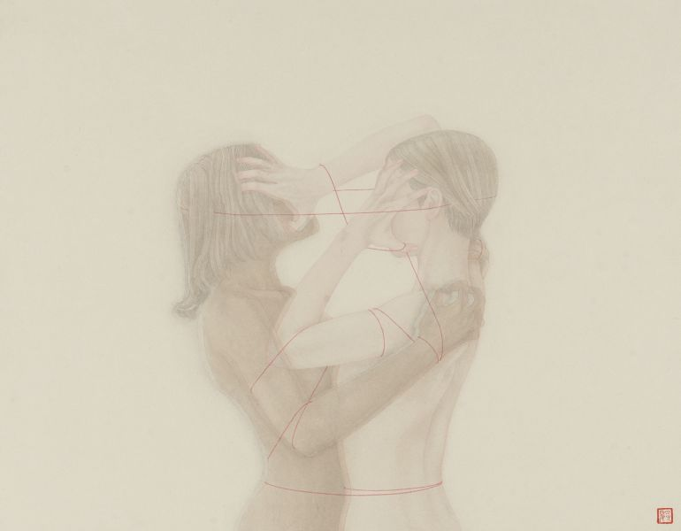 Chen Xia - Alter Ego ‧ 5,2016