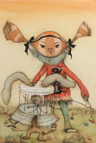 Chihiro Nakahara-Candy Child Cherishes Small Alien