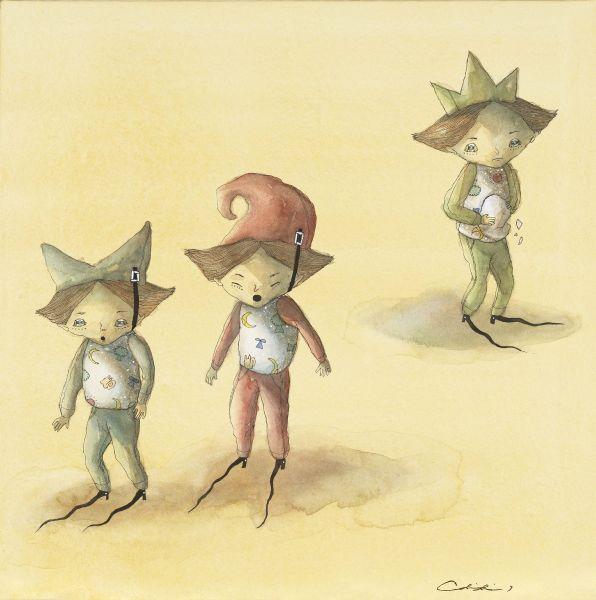 中原千尋-Three Dwarfs