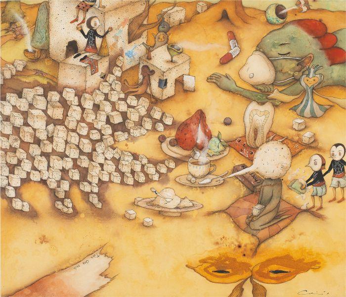 Chihiro Nakahara - 消失於世界的白 ,2021