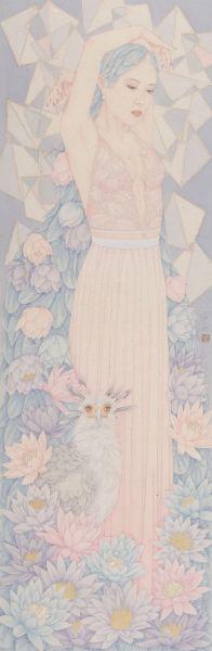 Ku Yi-Fan-Lotus Bloom