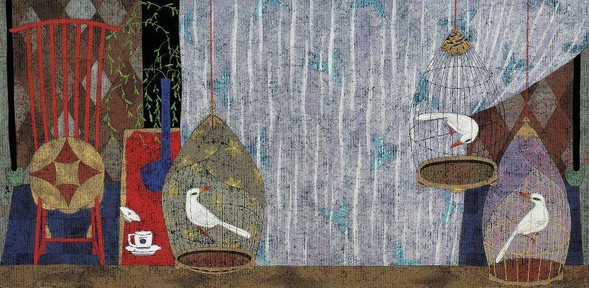 朱紅 - 夜靜風好聲聲唱‧2,1999