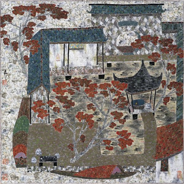 Chu Hung - Autumn Songs of a Watery Country.5,2007