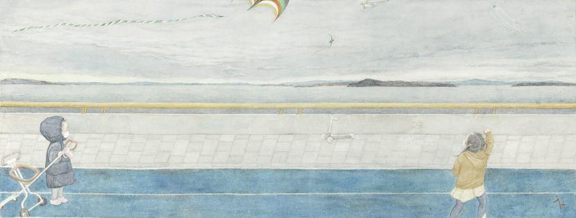 鄧先仙 - 風,2019