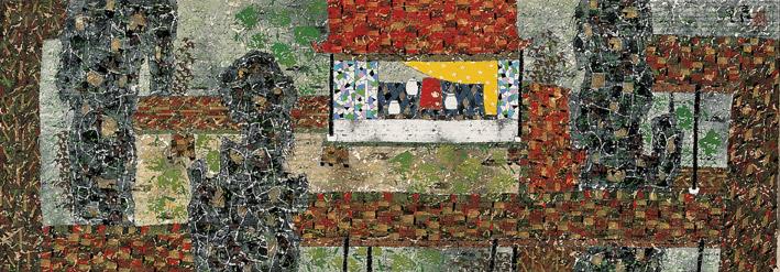 朱紅 - 憑欄懷古,1998