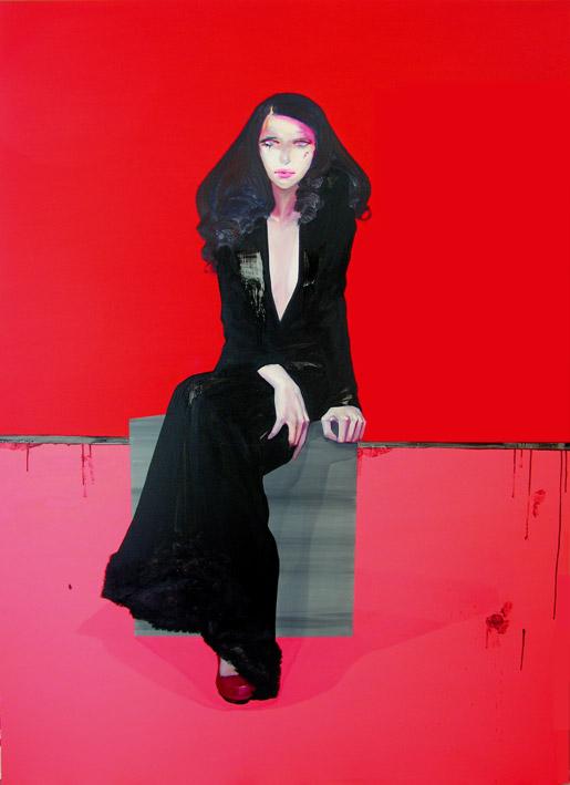 陳欣 - 《精神的祭品》1-1,2006