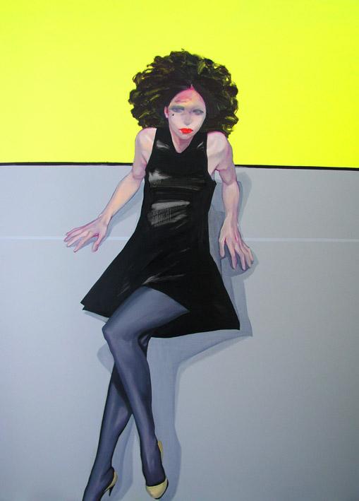 陳欣 - 《敏感化幻想》3-2,2006