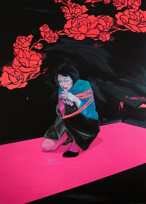 陳欣 - 《迷宮的疊影》4-2,2007