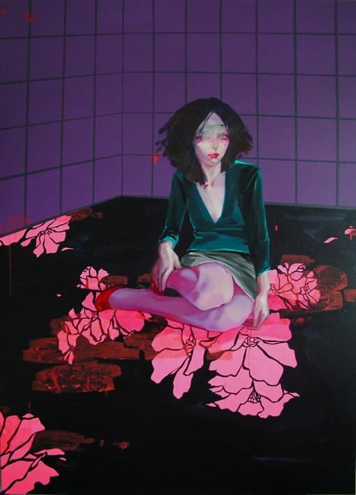 陳欣 - 《迷宮的疊影》2-3,2007
