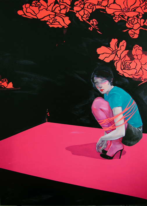 陳欣 - 《迷宮的疊影》4-3,2007