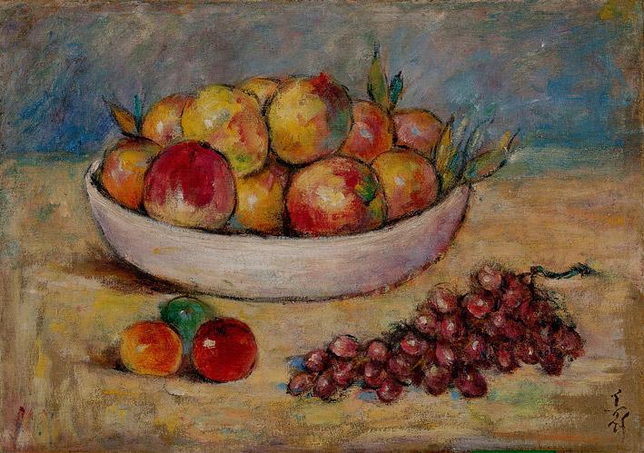 胡善餘 - 水果
