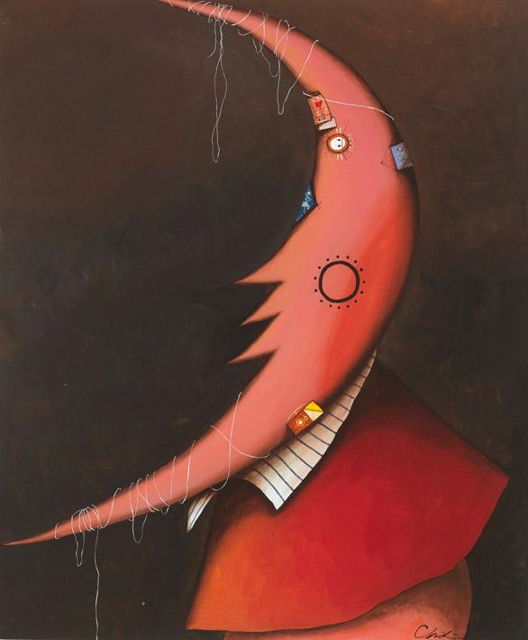 Chihiro Nakahara-The Pink Moon