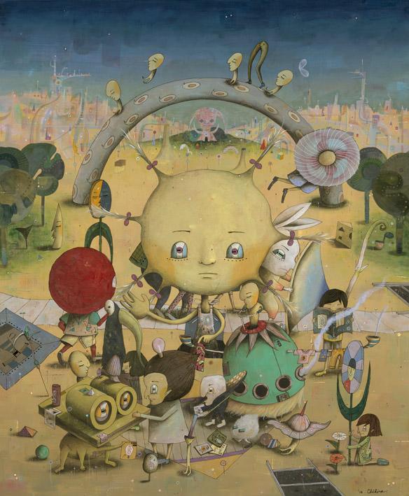 Chihiro Nakahara-獅子狂想曲(已絕版)