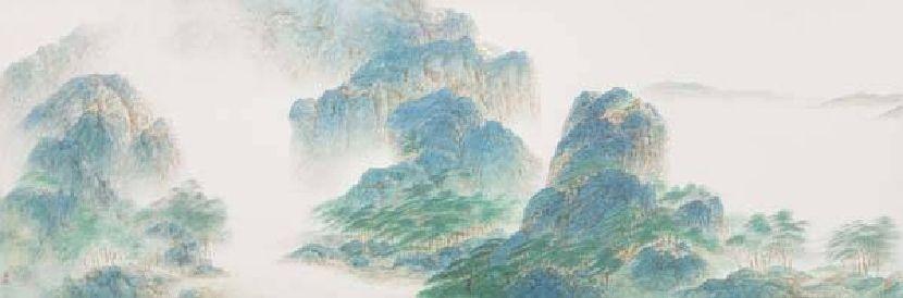 Peng Wei Shsin-溪山無盡 1