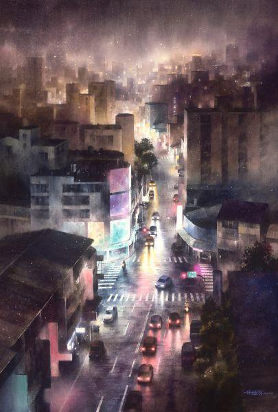 林經哲-城間光華