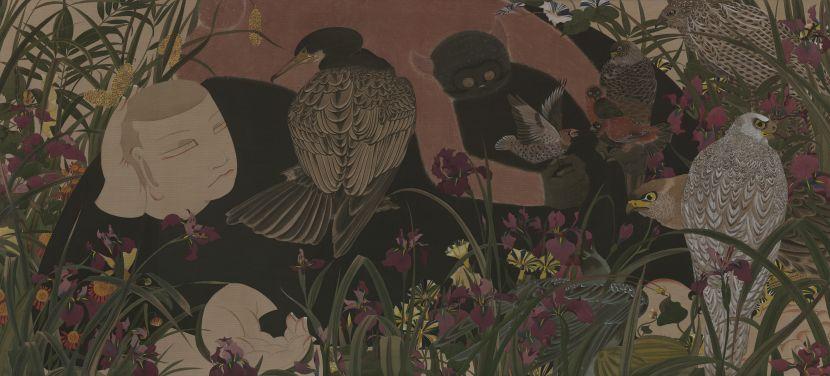 Qing Di  - 十春圖,2020