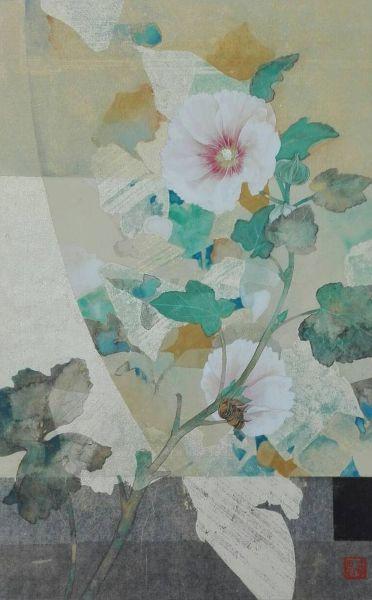 武田裕子-新綠