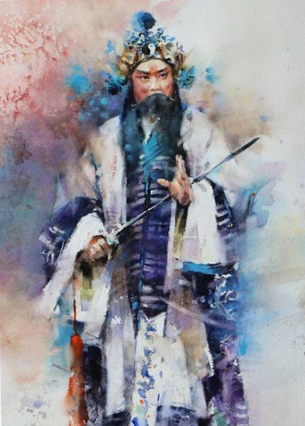 Chang Ku Cheng-《借東風》 諸葛亮