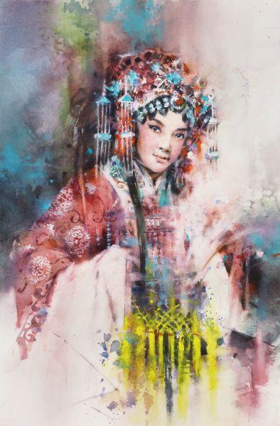 Chang Ku Cheng-鎖麟囊