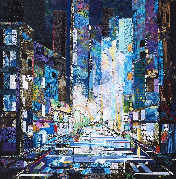 劉棟 -  Cityscape-01,2020