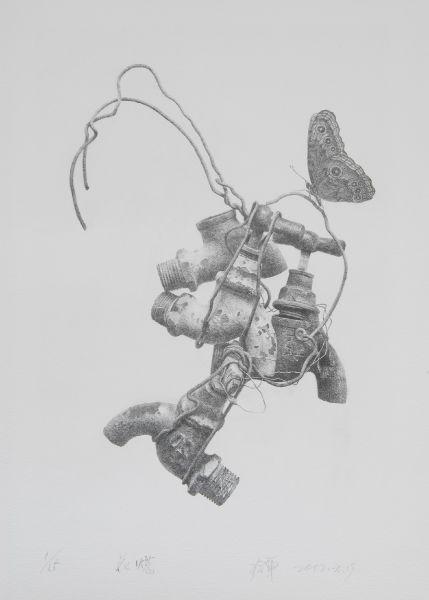 Leng Jun - 花蝶,2002