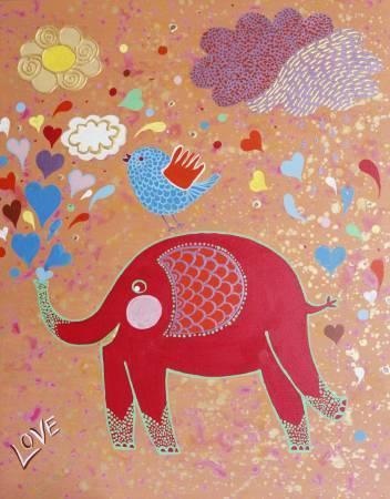 葛拉娜-From Mom with LOVE (Elephant)