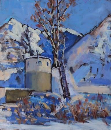 Oleg Shmidt-a bright morning
