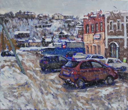 Oleg Shmidt-first snow