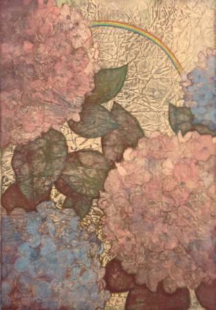 江文瑛-紫陽花