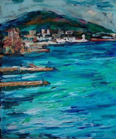 Natalia Nysh-Blue Lagune Yalta Crimea