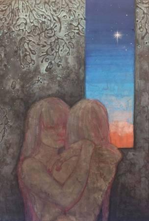 江文瑛-從房間窗口看見的星星