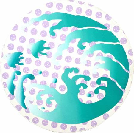 李思慧-藍色的世界Ⅲ( 海) The Blue WorldⅢ(ocean)