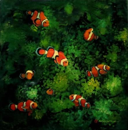 鍾功哲-小丑魚