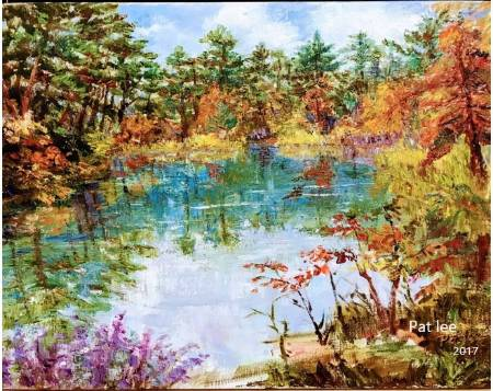 李芳時-五色湖