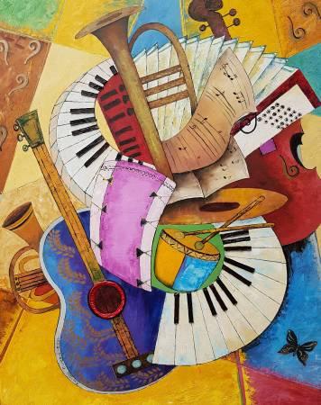 葛拉娜-Music attributes