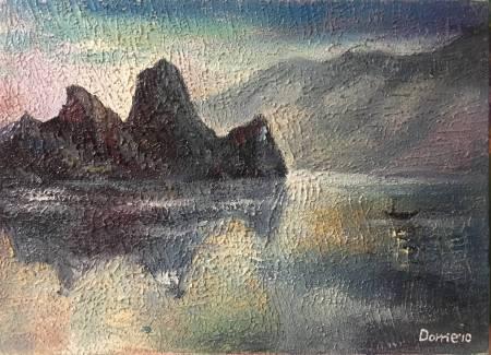 Dorrie Hsu-輕舟已過萬重山