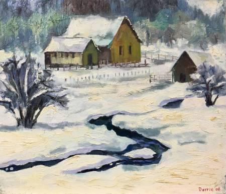 Dorrie Hsu-雪景