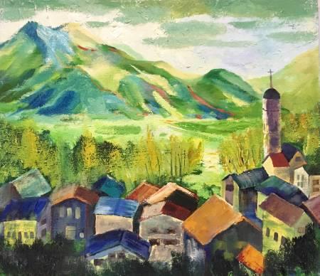 Dorrie Hsu-屋頂