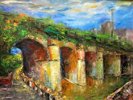 潘柏克(柏克創藝)-東安古橋 Dongan Ancient Bridge