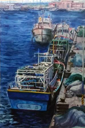 曾寶萱-漁港