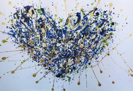葛拉娜-Blue heart